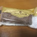 Cherie Dolce α チョコケーキ ファミリーマート