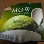 森永 MOW 抹茶