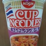 日清 カップヌードル タイカップ トムヤムクン味