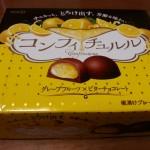 明治 コンフィチュルル グレープフルーツ×ビターチョコレート