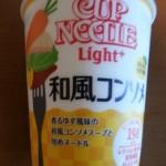 カップヌードルライトプラス 和風コンソメ【日清】