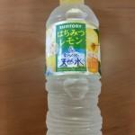 南アルプスの天然水 はちみつレモン【サントリー】
