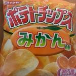ポテトチップス みかん味【コイケヤ】