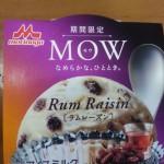 MOW ラムレーズン【森永】