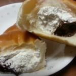 コロネ チョコクリーム&北海道産牛乳入りホイップ【ファミリーマート】