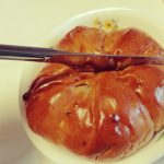 もっちりとしたくるみパン【ローソン】