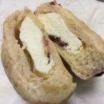 もち食感クリームチーズ&ダブルベリーパン【ローソン】