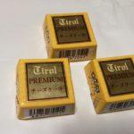 チロルチョコ プレミアムチーズケーキ【チロル】