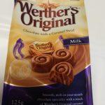 ヴェルタース オリジナルキャラメルチョコレート マーブルミルク