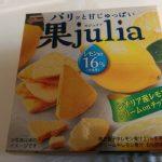 果julia レモン【グリコ】