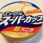 エッセルスーパーカップ 超バニラ【明治】