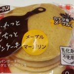 ふわっともちっとパンケーキ メープル&マーガリン【イトーパン】