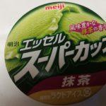 エッセル スーパーカップ 抹茶【明治】