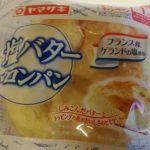 塩バターメロンパン【ヤマザキ】