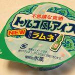 トルコ風アイス 粒入りラムネ【ファミリーマート】