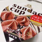 サンデーカップ パリパリチョコ カップ【森永】