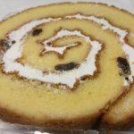 ラムレーズンロールケーキ【Pasco】