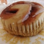 シナモンロールみたいな蒸しケーキ【Pasco】