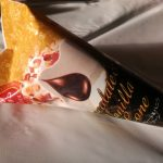濃厚生チョコレート&バニラコーン【ファミリーマート】