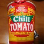 カップヌードル チリチリ♪チリトマトヌードル【日清】