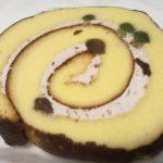 お豆のロールケーキ【ヤマザキ】