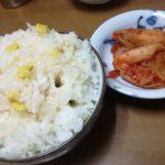納豆のたれご飯がやめられない(*´Д`)