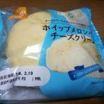 ホイップメロンパン チーズクリーム【Pasco】