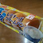 薄皮 レアチーズクリームパン【ヤマザキ】