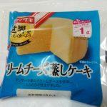 クリームチーズ蒸しケーキ【ヤマザキ】