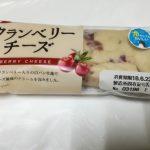 クランベリーチーズ【第一パン】