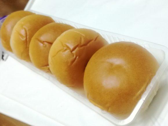 薄皮 ブルーベリージャム&ヨーグルト風味クリームパン【ヤマザキ】