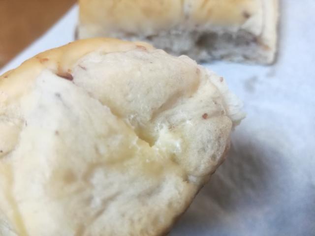 国産小麦のふわもちあずきバター【Pasco】