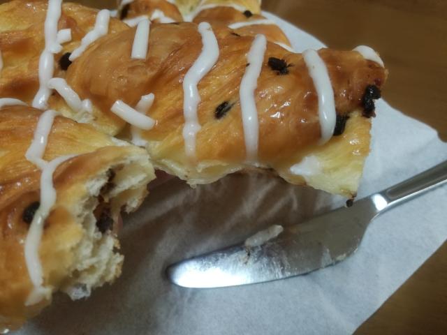 BIGシュガーデニッシュ 粒チョコ【ヤマザキ】
